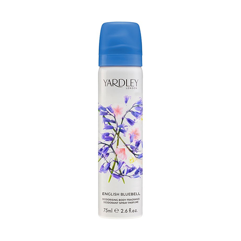 Yardley London English Bluebell Deodorising Body Fragrance 75ml in Sri Lanka