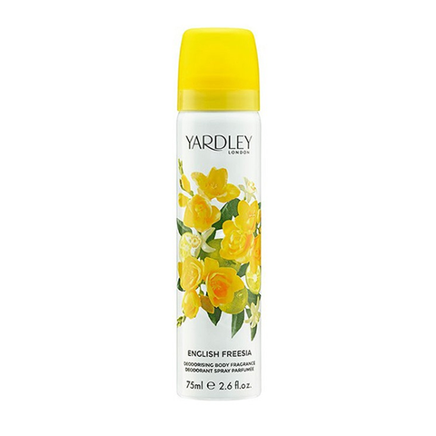 Yardley London English Freesia Deodorising Body Fragrance 75ml in Sri Lanka