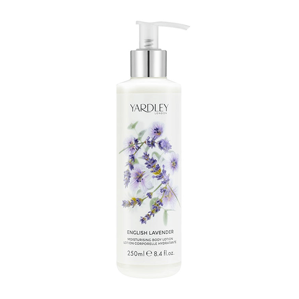 Yardley London English Lavender Moisturizing Body Lotion 250ml in Sri Lanka