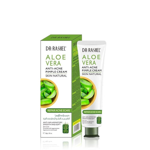 Dr.Rashel Aloe Vera Anti-Acne Pimple Cream 30g