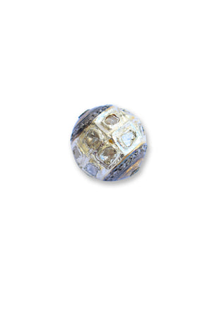 PAVE DIAMOND BEAD BALL