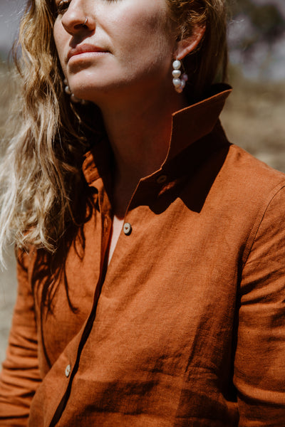 The Signature Spinifex Blouse