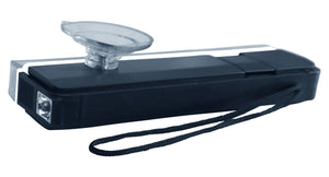 uv curing light with suction cup