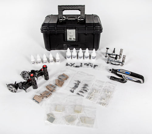 Ultimate Windshield Repair Kit [1,000 Repairs]