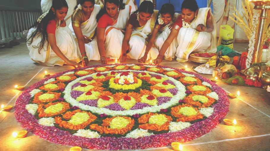 Festivity Fervour in Chaitra