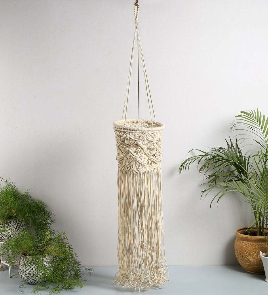 Macrame Hand Knitted Wall Hanging