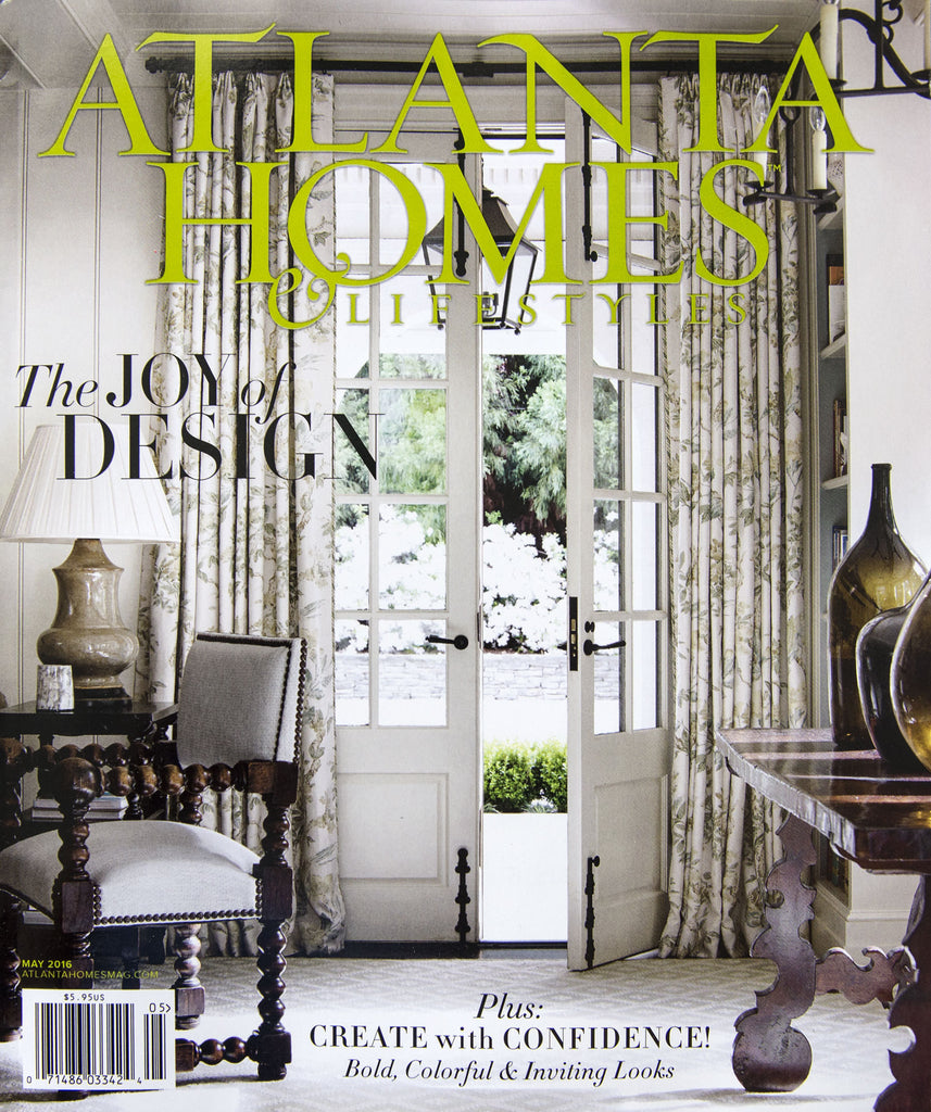 Atlanta Homes & Lifestyles | May 2016