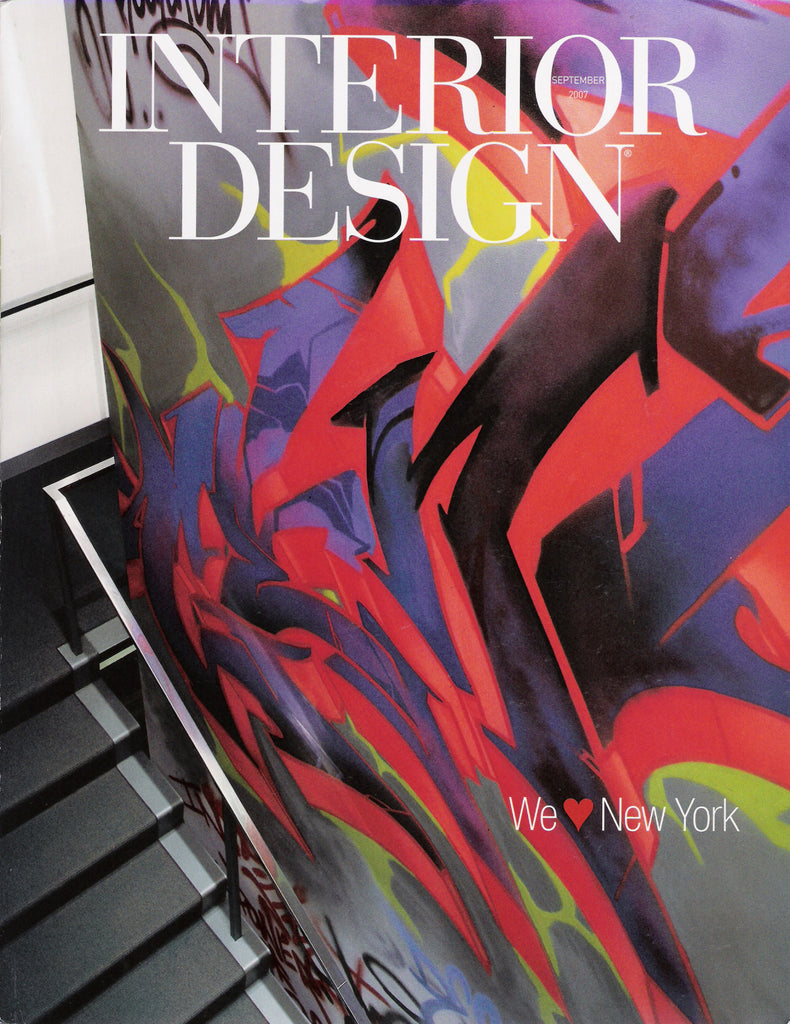 Interior Design | September 2007