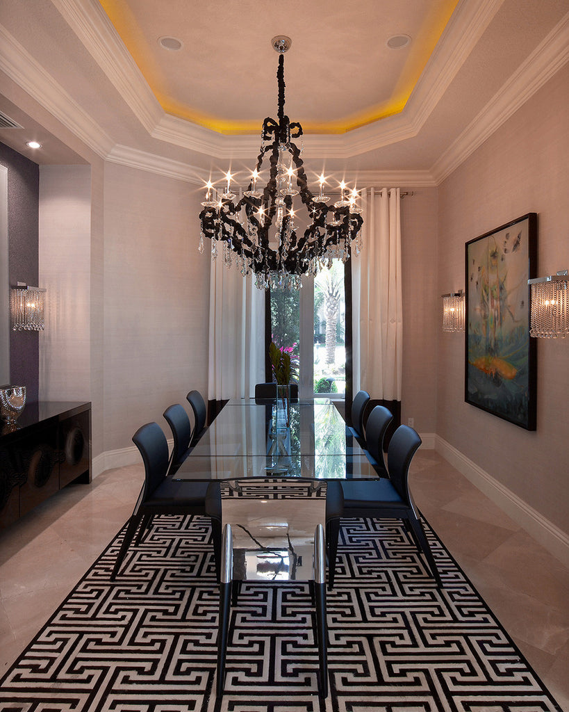 Interior Design Installation by Britto Charette | Ripcord Rug