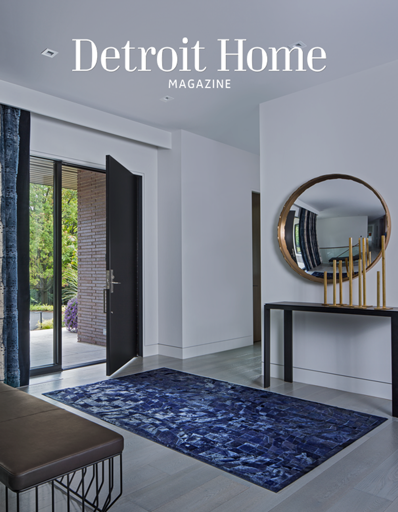 Detroit Home Magazine | October 2019