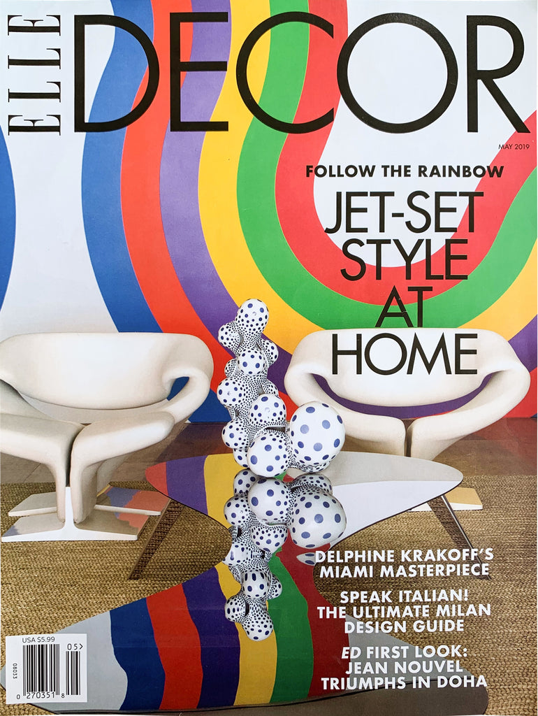 Elle Decor | May 2019