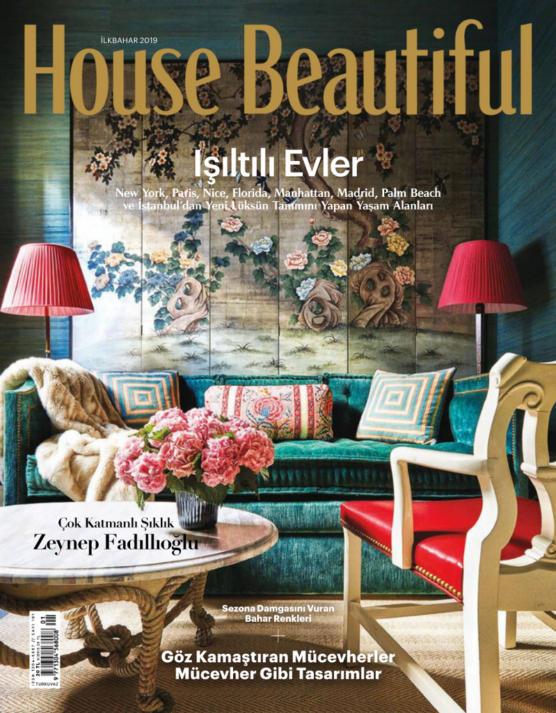 House Beautiful Turkey | Spring 2019