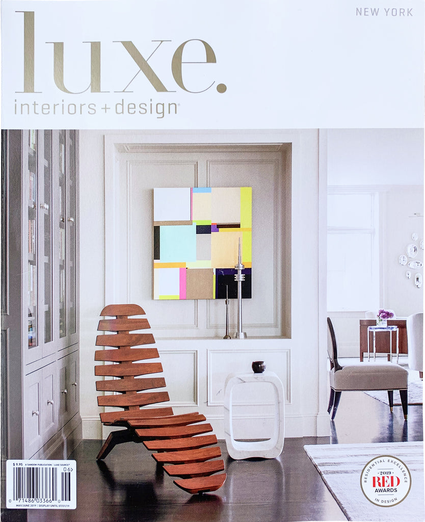 Luxe Interiors + Design New York | May/June 2019