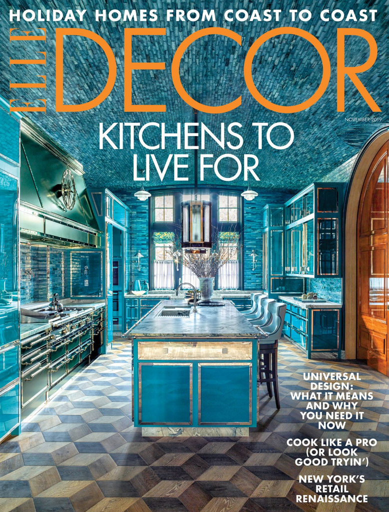 Elle Decor | November 2019