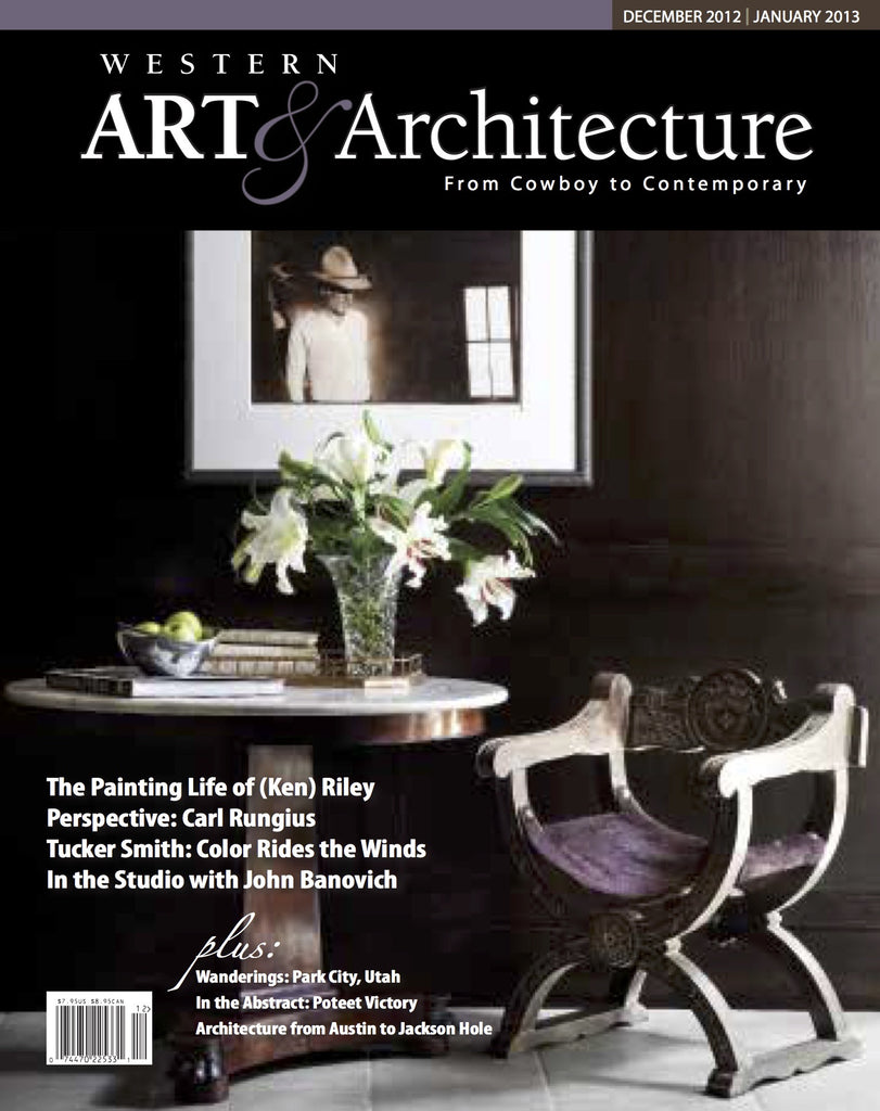 Western Art & Architecture December 2012/January 2013