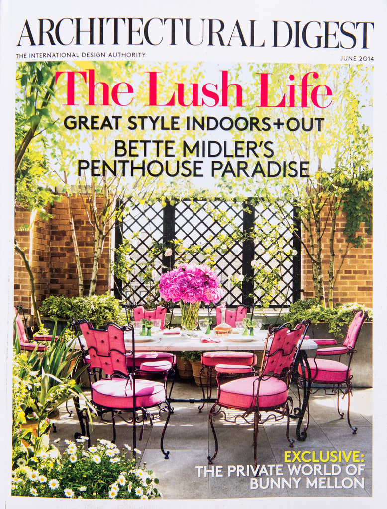 Architectural Digest | June 2014