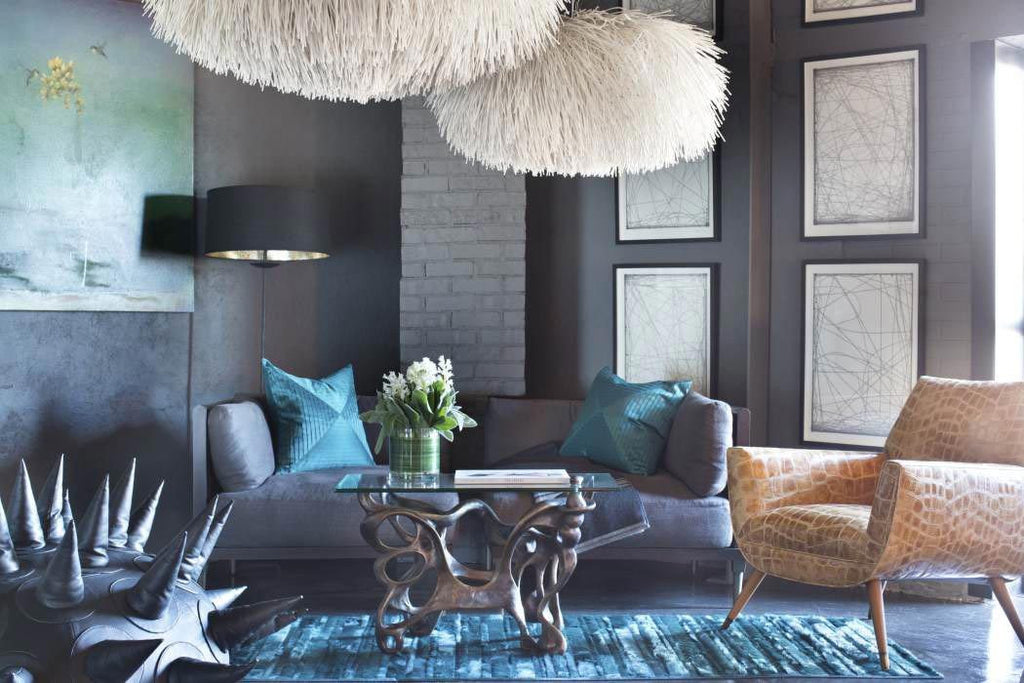Interior Design Installation by R Hughes | Jet Stream Rug