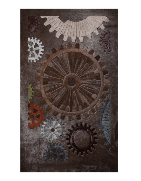 Custom Gears / 2ft 6in x 4ft / 11180