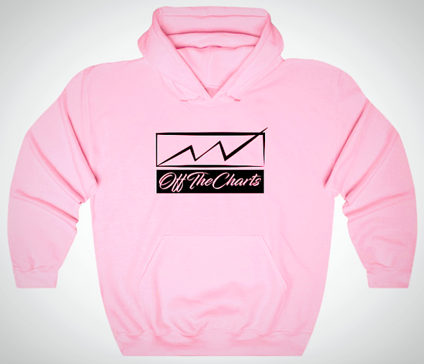 Passionate Pink Off The Charts Hoodie