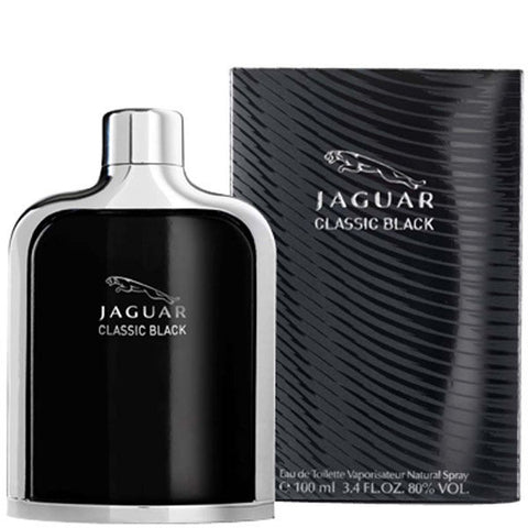 Jaguar Perfume Classic Black EDT 100ml for Men