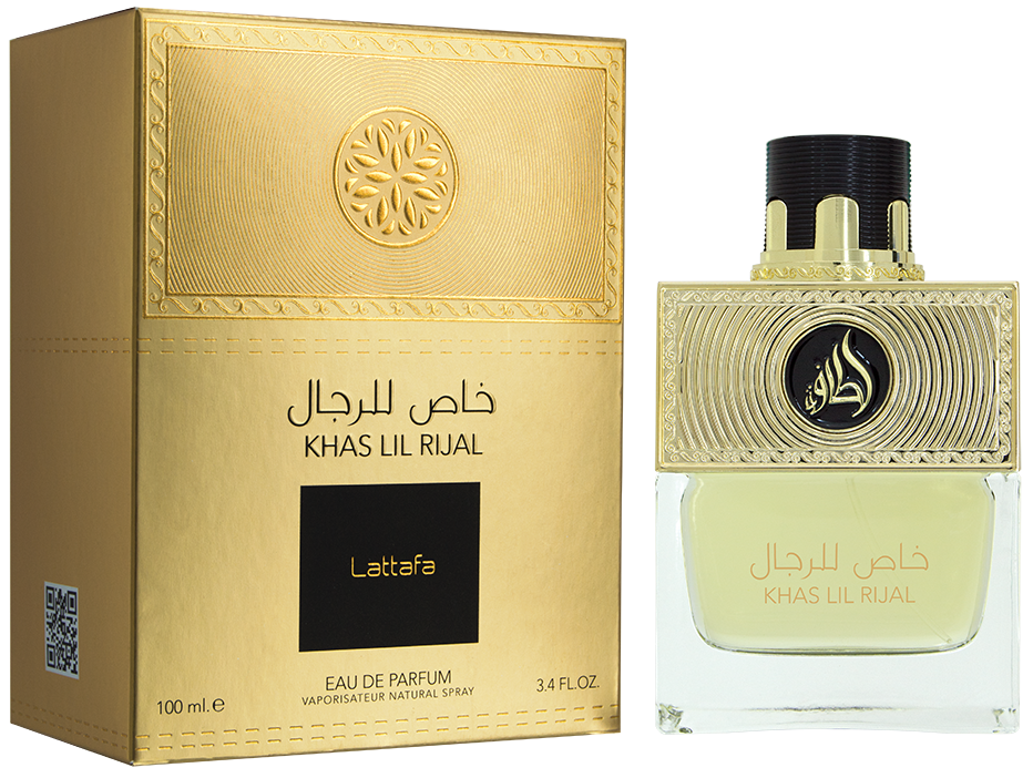 Lattafa Khas Lil Rijal 100ml EDP for Men & Women