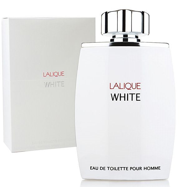 Lalique White EDT 125ml For Men