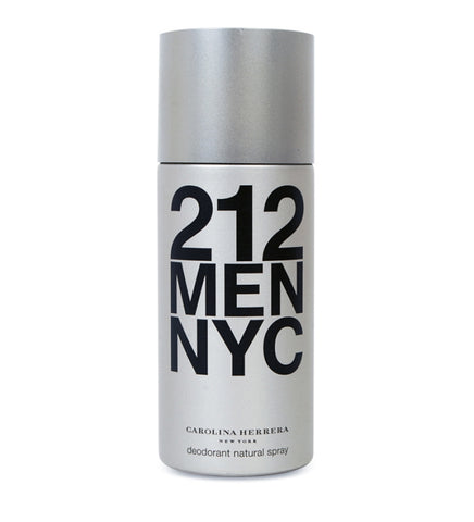 Carolina Herrera 212 NYC Men Deodorant 150ml