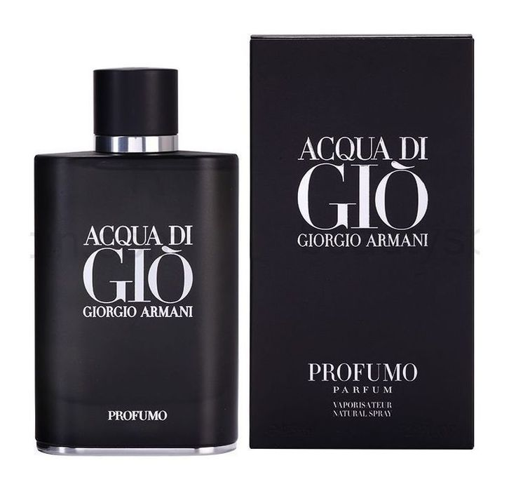 Giorgio Armani Acqua Di Gio Profumo Parfum 125ml for Men