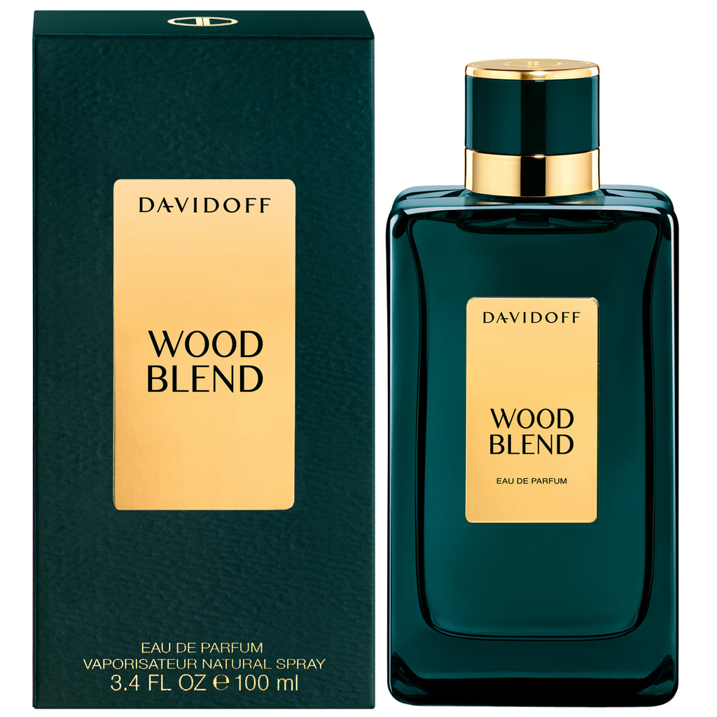 Davidoff Wood Blend 100ml Eau De Parfum for Men