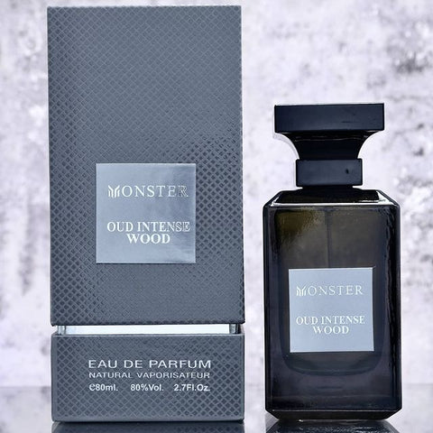 Paris Corner Monster Oud Wood Intense 100ml for Men