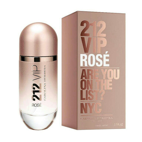 Carolina Herrera 212 Vip Rose EDP 80ml for Women