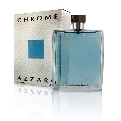 Azzaro Chrome EDT 200ml for Men