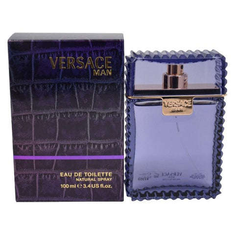 Versace Man Perfume EDT 100ml