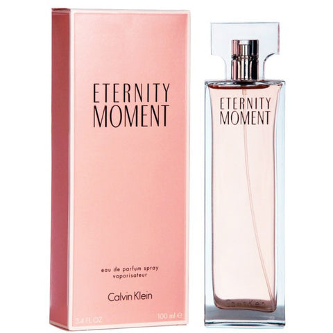 Calvin Klein Eternity Moment EDP 100ml for Women
