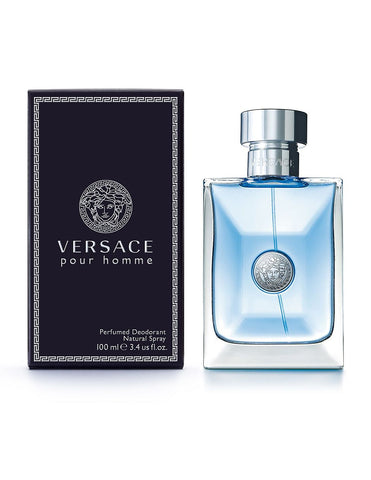 Versace Pour Homme Deodorant 100ml for Men