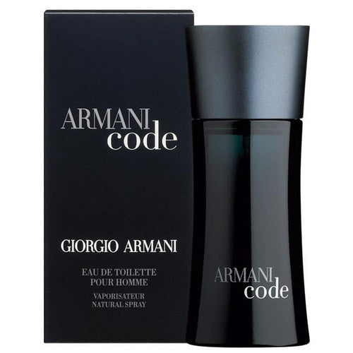 Giorgio Armani Code EDT 75ml for Men