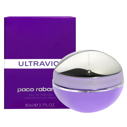Paco Rabanne Ultraviolet EDP 80ml For Women