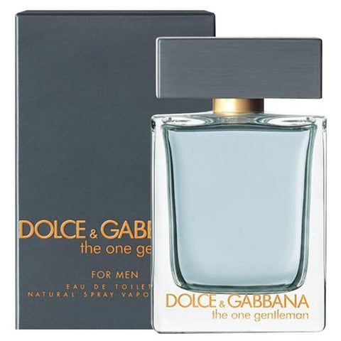 Dolce & Gabbana The One GentleMan EDT 100ml For Men