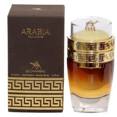 Arabia Pour Homme EDT 100ml for Men by Emper Le Chameau