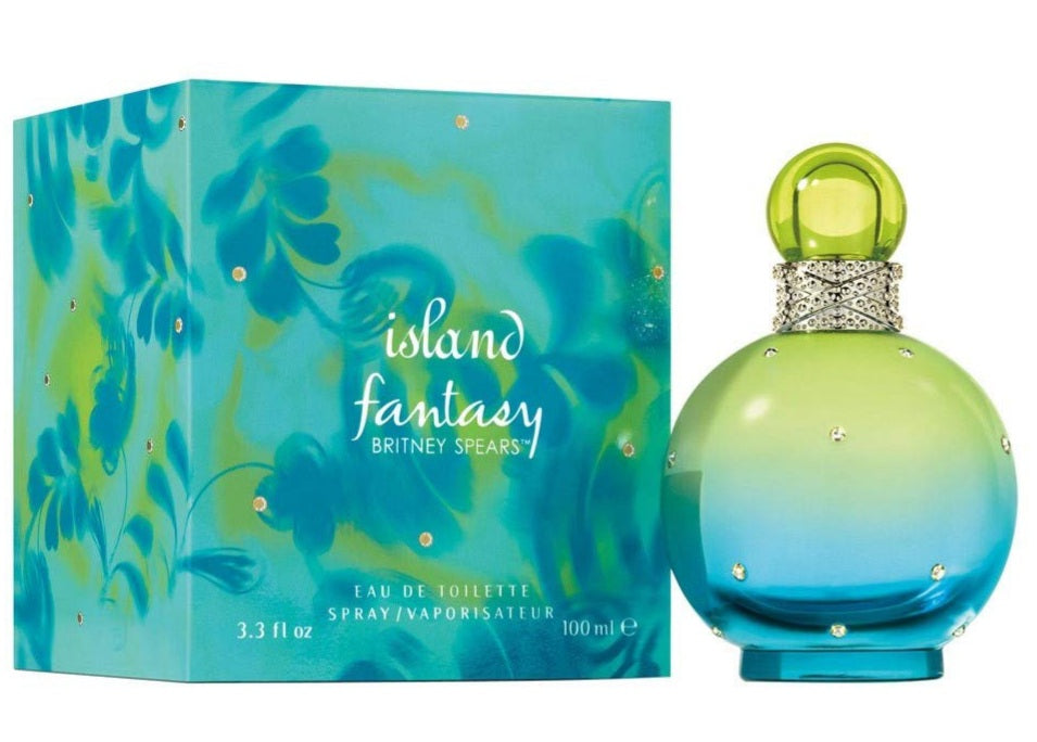 Britney Spears Island Fantasy 100ml EDT for Women