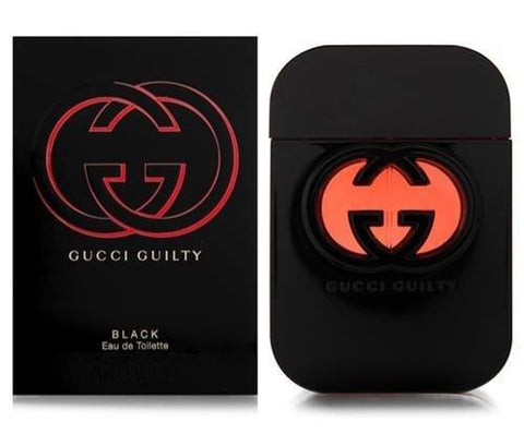 Gucci Guilty Black Pour Femme EDT 75ml For Women