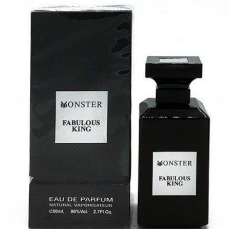 Paris Corner Monster Fabulous King 100ml EDP for Men & Women