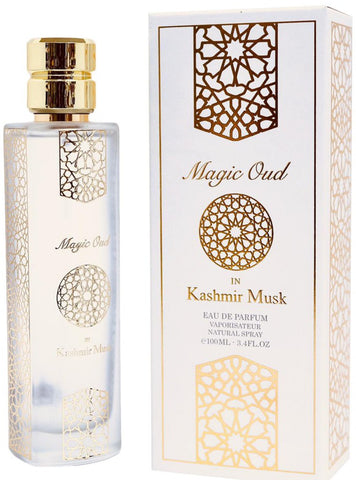 Paris Corner Magic Oud in Kashmir Musk 100ml EDP for Men & Women