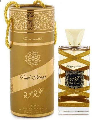 Lattafa Oud Mood Elixir 100ml EDP for Men & Women