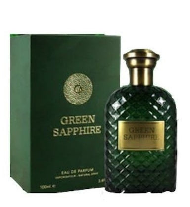 Fragrance World Green Sapphire 100ml Eau De Parfum for Men