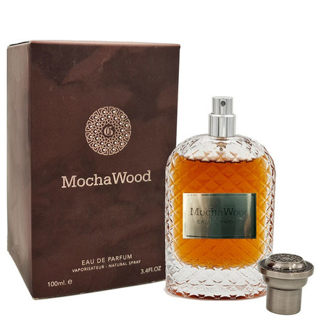 Mocha Wood 100ml EDP for Men and Women by Fragrance World