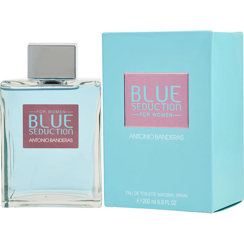 Antonio Banderas 200ml Blue Seduction EDT for Women
