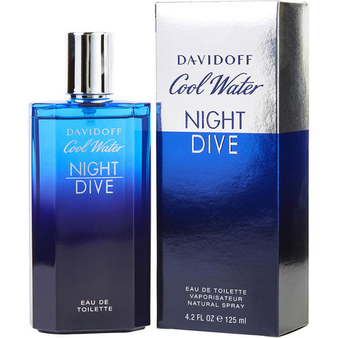 Davidoff Cool Water Night Dive EDT 125ml for Men