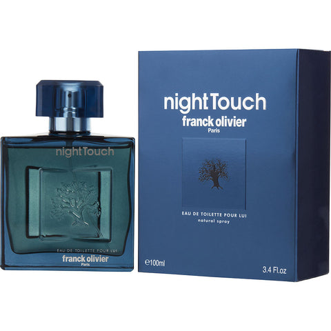 Franck Olivier Night Touch EDT 100ml for Men