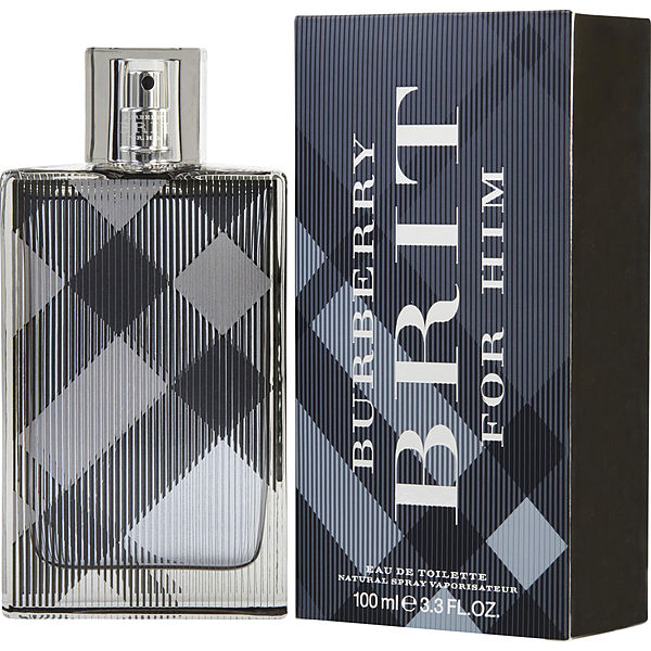 Burberry Brit EDT 100ml For Men